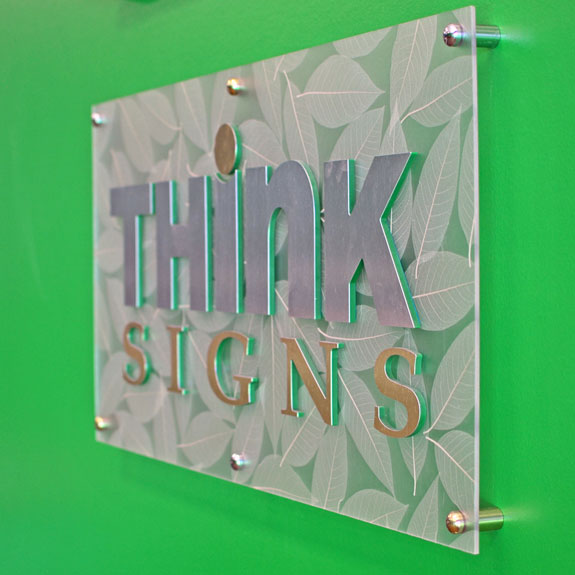 dimensional 3 d letters are great for outdoor signs and reception areas
